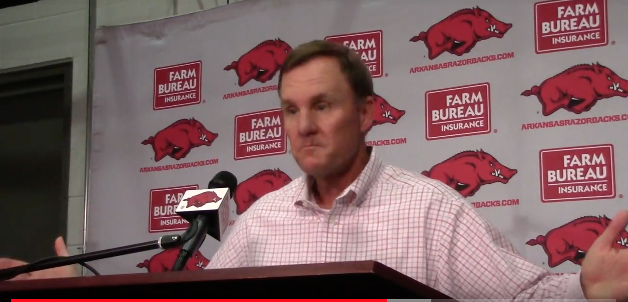 Chad Morris press conference