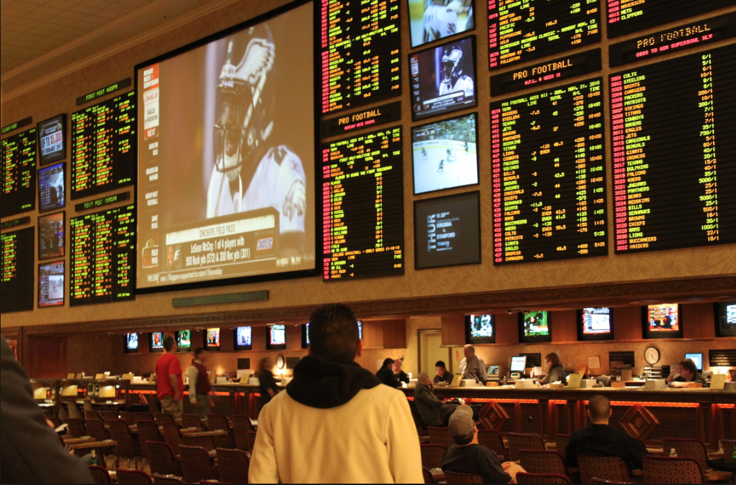 Arkansas sports betting