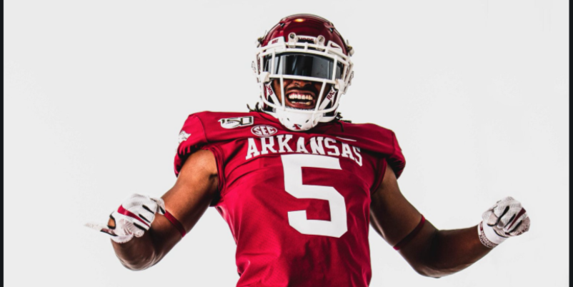 New Razorback uniforms
