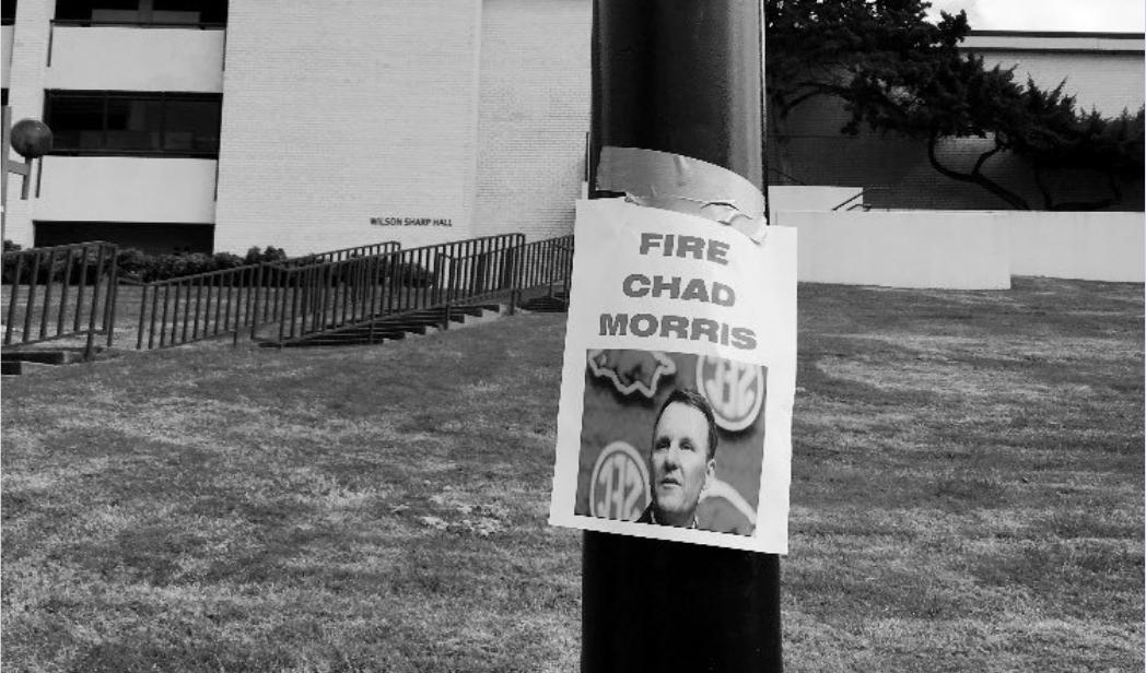 Fire Chad Morris