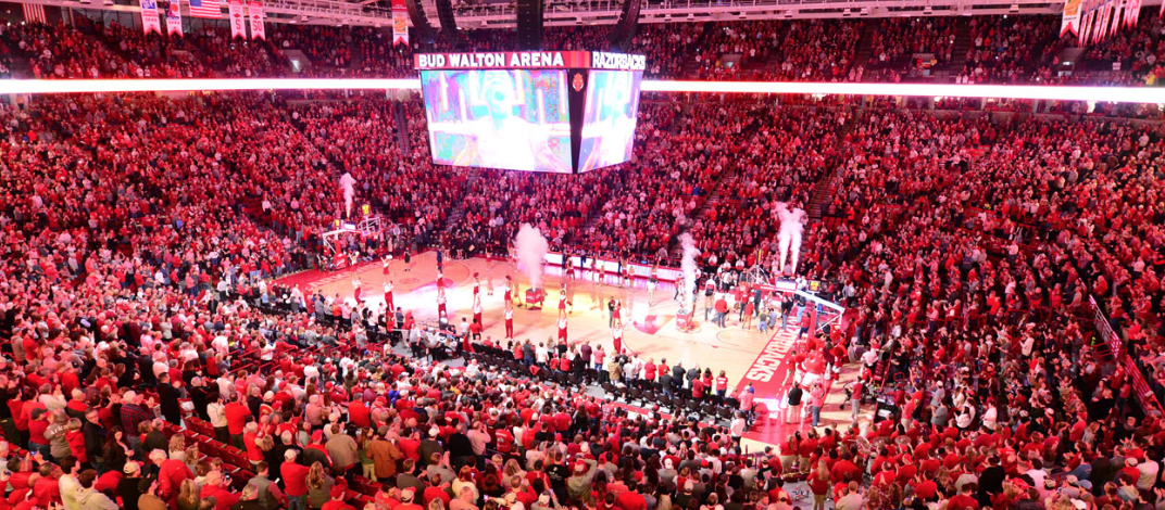 Hogs basketball