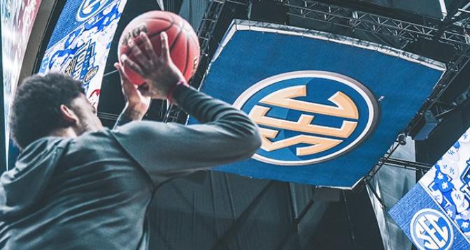 SEC basketball tournament